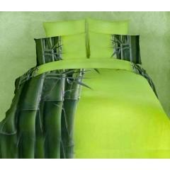 """Постельное белье """"Бамбук"""" 3D сатин"""