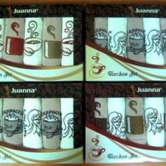 Салфетки вафельные Торшон в коробке