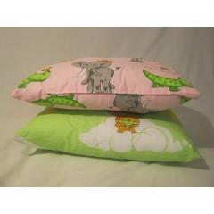 Подушка детская в кроватку 40*40