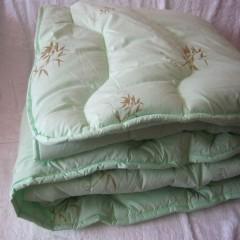 Бамбуковое одеяло всесезонное в тике