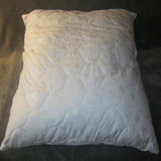 Подушка - бамбуковое волокно в тике