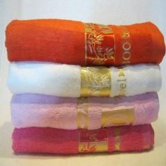 "Бамбуковое полотенце ""Яркие краски"""