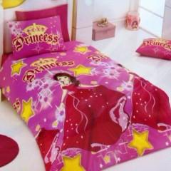 Детское 1,5 спальное постельное белье